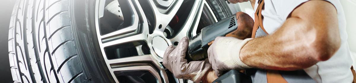 Reifenwechsel im autowerk Düsseldorf - Ihr Reifenprofi